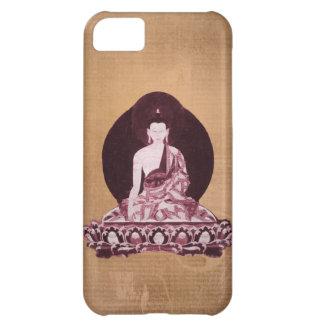Shakyamuni Buddha Grunge Vintage Cover For iPhone 5C