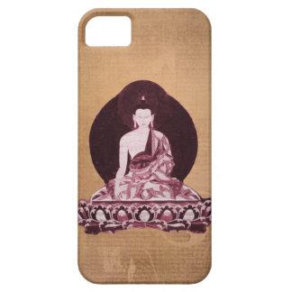 Shakyamuni Buddha Grunge Vintage iPhone SE/5/5s Case