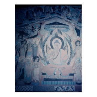 Shakyamuni Buddha preaching Postcard