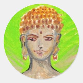 Shakyamuni Buddha Stickers