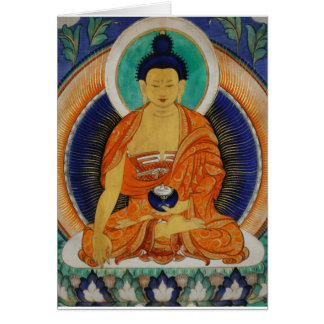 Shakyamuni Greeting Card