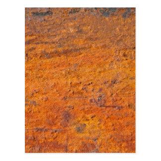 Shale stone postcard