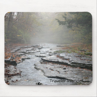 Shale Stream Mouse Pad