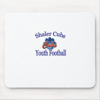 Shaler Cubs Youth Football Organization Mouse Pad