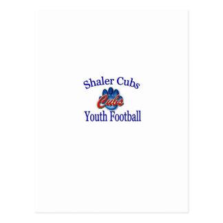 Shaler Cubs Youth Football Organization Post Card