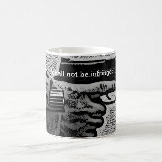 """""""Shall Not Be Infringed"""" Mug"""