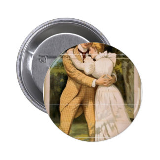 Shall we Forgive her, 'An Unconditional Surrender' Pinback Buttons