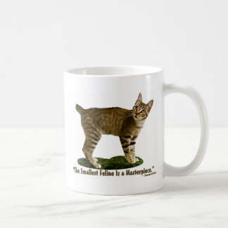 Shallest Feline is a Masterpiece Coffee Mug
