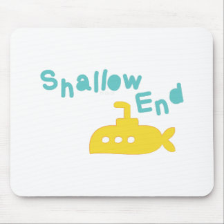 Shallow End Mouse Pad