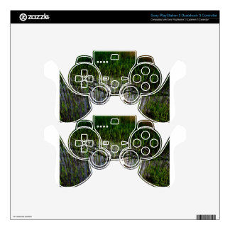 Shallow Pond Reeds Decal For PS3 Controller