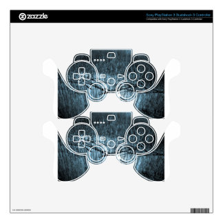 Shallow Pond Reeds Skins For PS3 Controllers