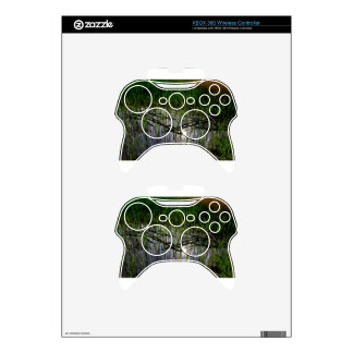Shallow Pond Reeds Xbox 360 Controller Decal