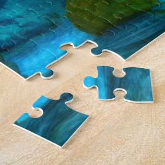 Shallow Waters Aquatic Puzzle