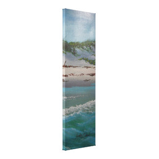 Shallow Waters Canvas Print