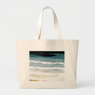 Shallows - CricketDiane Ocean Art Canvas Bags