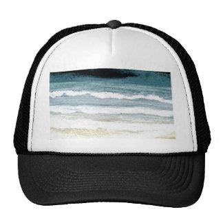 Shallows - CricketDiane Ocean Art Trucker Hat