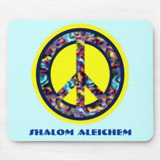 Shalom Aleichem   Mousepad