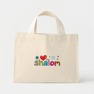 Shalom Tote Bags