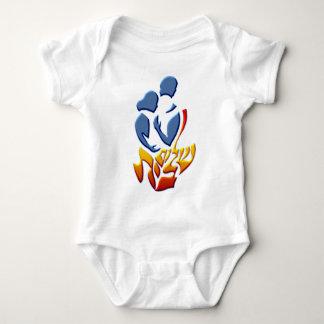 Shalom Bayit Baby Bodysuit
