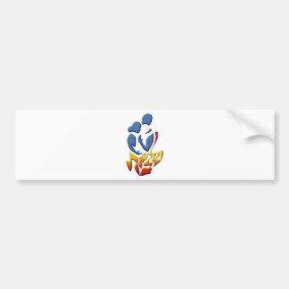Shalom Bayit Bumper Sticker