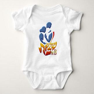 Shalom Bayit mb.png Baby Bodysuit