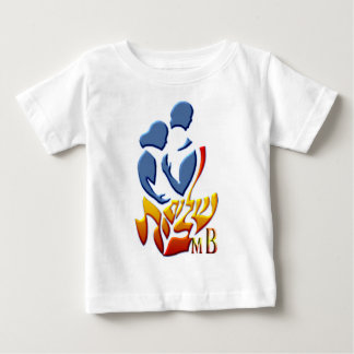 Shalom Bayit mb.png Baby T-Shirt
