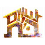 Shalom Bayit Postcard