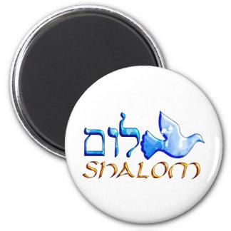 Shalom Dove.png Magnet