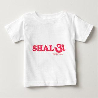 Shalom flowers baby T-Shirt