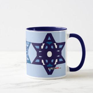 SHALOM for the Caffeine Lover Mug