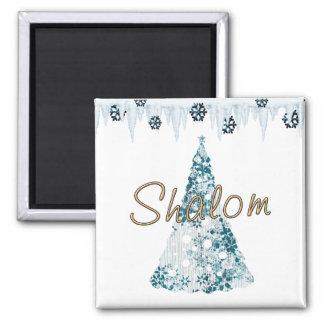 Shalom Holiday Magnet