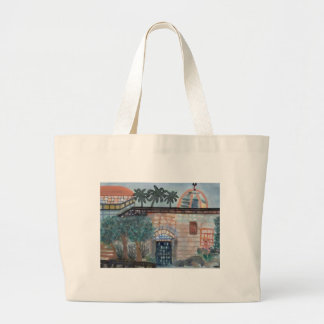 Shalom Israel Canvas Tote Tote Bags