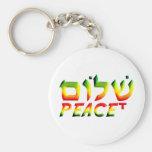 Shalom Llaveros Personalizados
