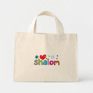 Shalom Mini Tote Bag