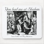Shalom Mouse Mouse Mat