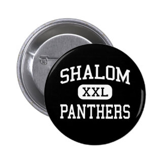 Shalom - Panthers - High - Milwaukee Wisconsin Buttons