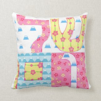 Shalom Pillow