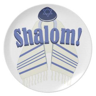 ¡Shalom! Platos