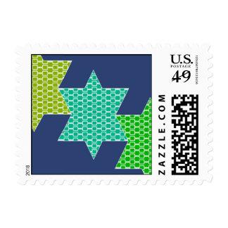 Shalom Postage Stamps