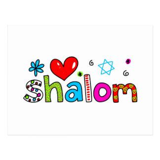 Shalom Postales