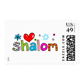 Shalom Sellos Postales