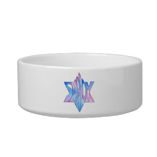 Shalom Star pet bowl