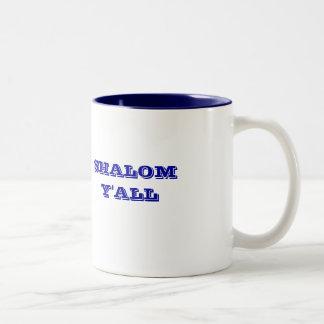 SHALOM USTED TAZA JUDÍA