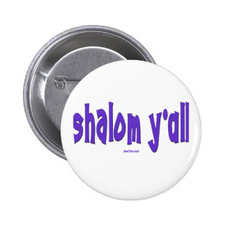 SHALOM Y'ALL GIFTS PIN