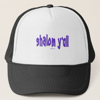 SHALOM Y'ALL GIFTS TRUCKER HAT