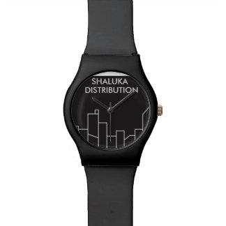 """Shaluka Dist. """"My Time Matters"""" Watch"""