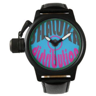 """Shaluka Dist. """"Usted sabe que cuándo es"""" reloj"""