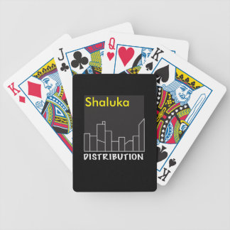 Shaluka Distribution Playing Cards