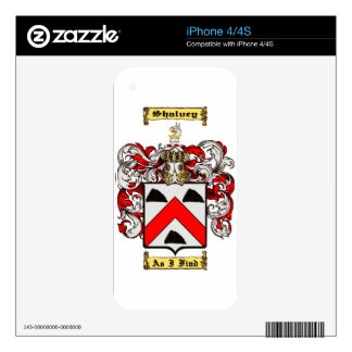 Shalvey Decal For The iPhone 4