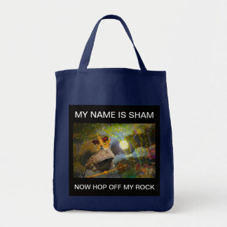 SHAM-ROCK GREEN Bag by deprise brescia